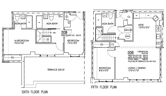 three bedroom duplex house plans bedroom home plans ideas picture